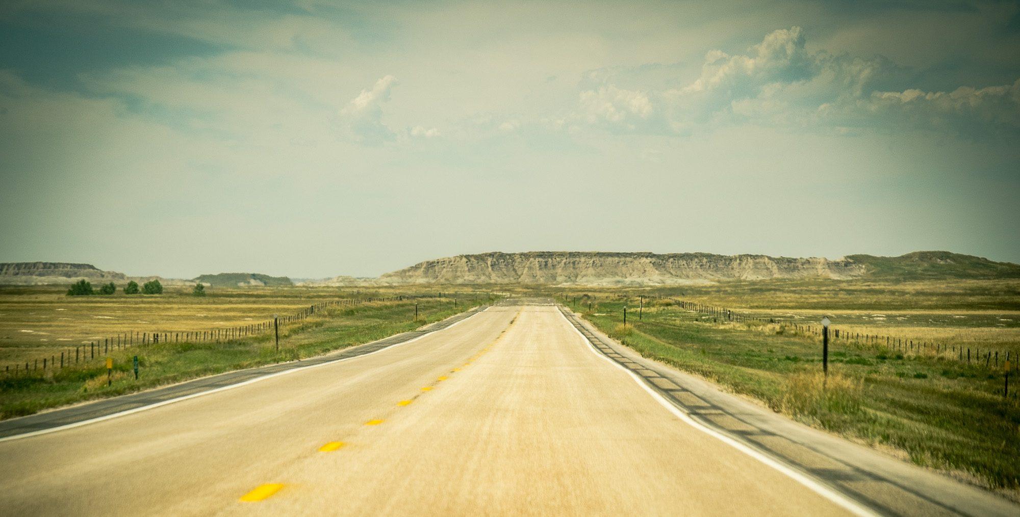 Gdzieś w Wyoming, 2016 rok